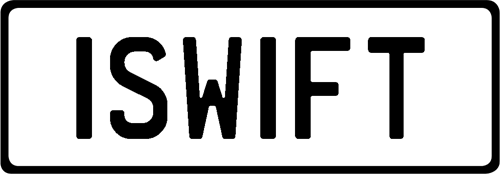 Plate ISWIFT