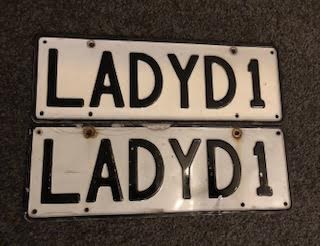 Plate LADYD1
