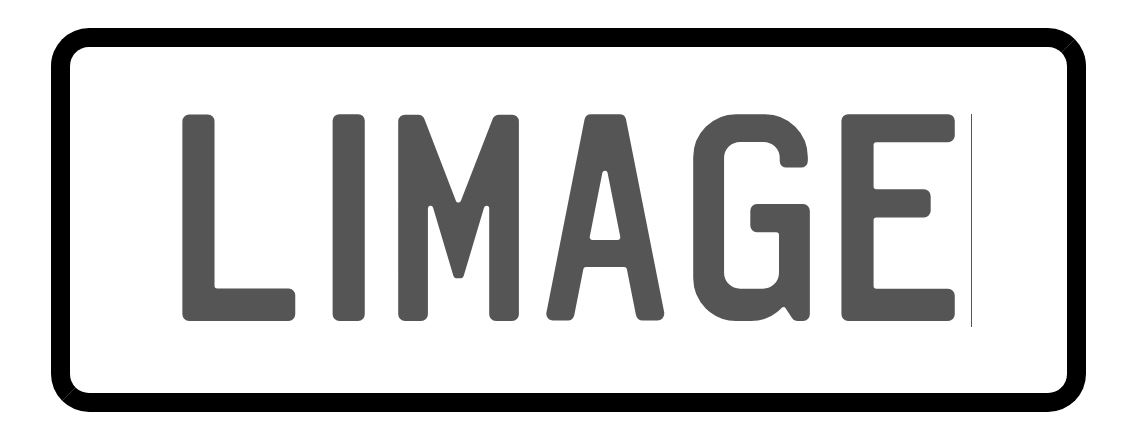 Plate LIMAGE