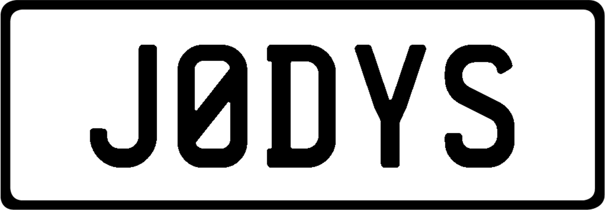 Plate J0DYS