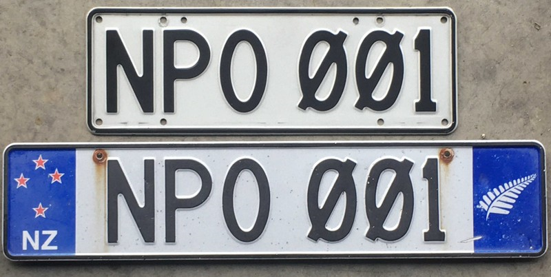Plate NPO001