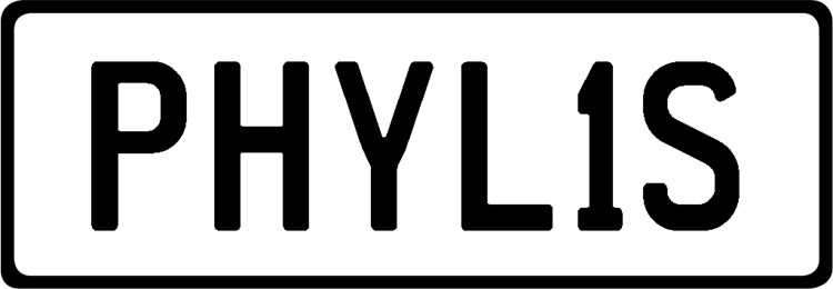 Plate PHYL1S