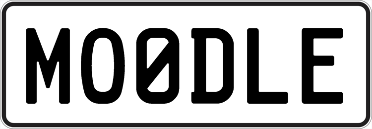 Plate MO0DLE