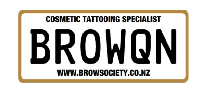Plate BROWQN