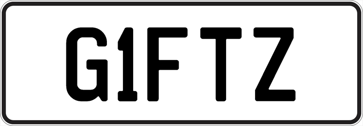 Plate G1FTZ