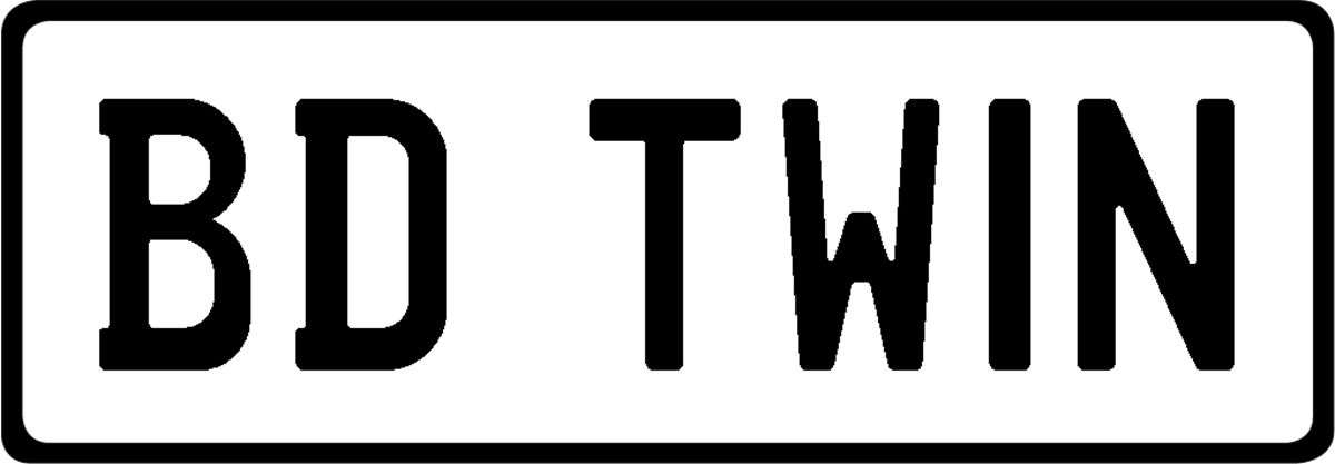 Plate BDTWIN