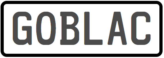 Plate GOBLAC